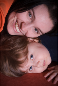 Mother cuddling baby. Photo from: http://www.dreamstime.com/stock-image-happy-smiling-family-rimagefree1949457-resi3220872