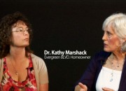 Dr. Marshack and her Office Manager Michelle