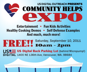 USDO Community Helps Expo