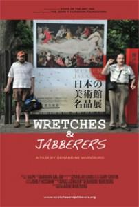 Wretches & Jabbers Poster