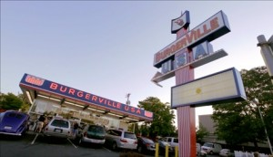Burgerville No. 2 in Vancouver