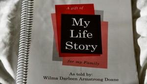 Wilma Doane's memoire.