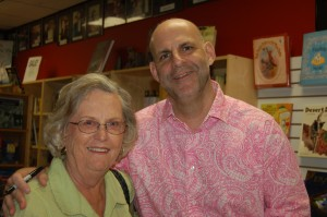 Wilma Doane and Harlan Coben