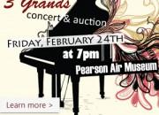 3 Grands concert
