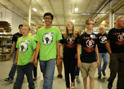 FIRST Robotics students in Clark County WA