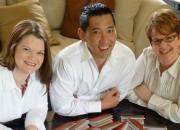 Brandie Kajino, Noland Hoshino, Mary Rarick
