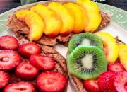 Leannes fruit plate 470