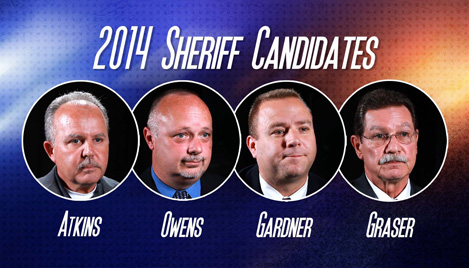 Clark County Sheriff Candidates 2014 small new