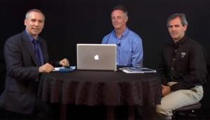 David Madore, Doug Johnson and Mark Korsness