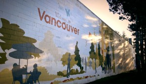 Vancouver Mural