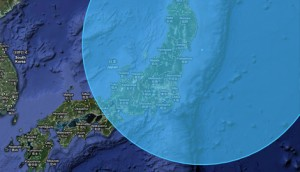 Japan has experienced 803 earthquakes since the 9.0 magnitude hit on March 11. See an animation of the quakes at Japanquakemaps.com.
