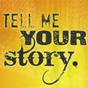 Tell Me Your Story Logo